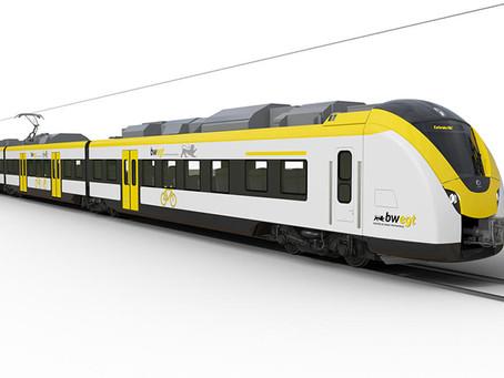 Alstom fornecerá dezenove trens elétricos regionais na Alemanha