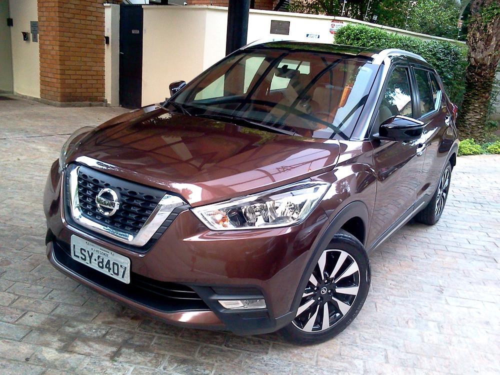 Avaliação: Com design moderno e bem equipado, Nissan Kicks continua agradando