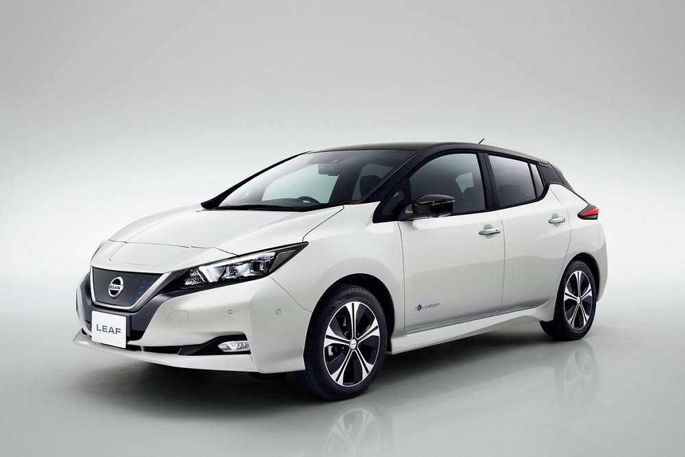 Nissan anunciou pré-venda do Nissan Leaf para três países da América Latina. No Brasil o preço é de R$ 178.400