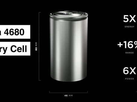 Expressas: LG quer fornecer células de bateria para a Tesla