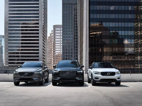 Volvo Car consegue a 2ª posição no segmento Premium no Brasil