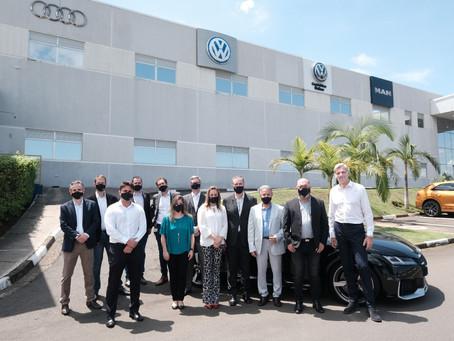 Audi do Brasil se junta ao centro de distribuição de peças do grupo em Vinhedo