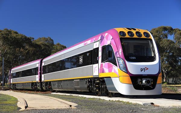 Bombardier construirá mais 18 trens  VLocity para Victoria, Austrália