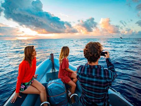 Turismo: Passeios de barco em alto-mar na Ilha da Madeira