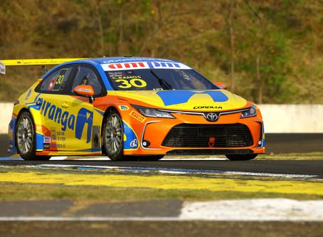 Stock Car: Camilo sai na frente em primeira fila da equipe de Andreas Mattheis