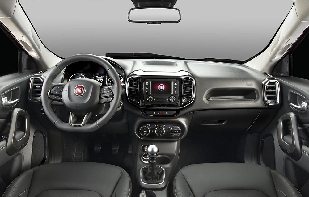 A partir de R$ 76,5 Mil, é lançada a picape Fiat Toro