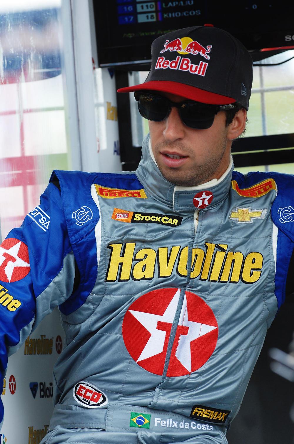 Full Time Texaco confirma Felix da Costa ao lado de Khodair na Corrida de Duplas da Stock Car