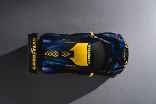 Goodyear e Brabham Automotive anunciam parceria global