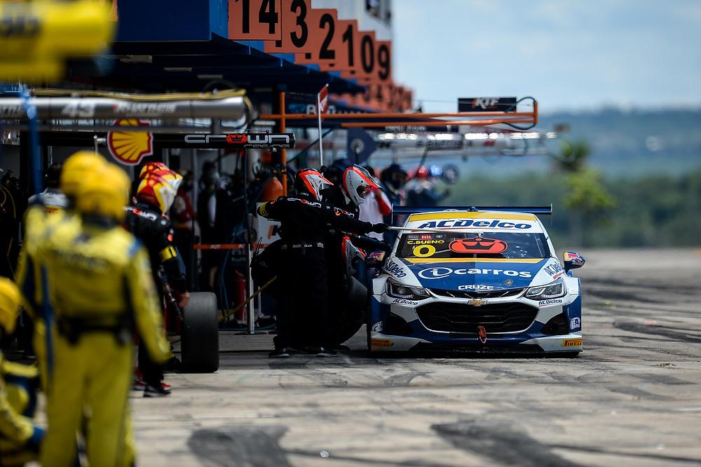 Stock Car altera local da primeira etapa para Goiânia