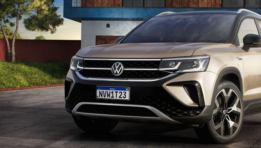 Fabricado na Argentina, Volkswagen Taos chega no segundo trimestre de 2021