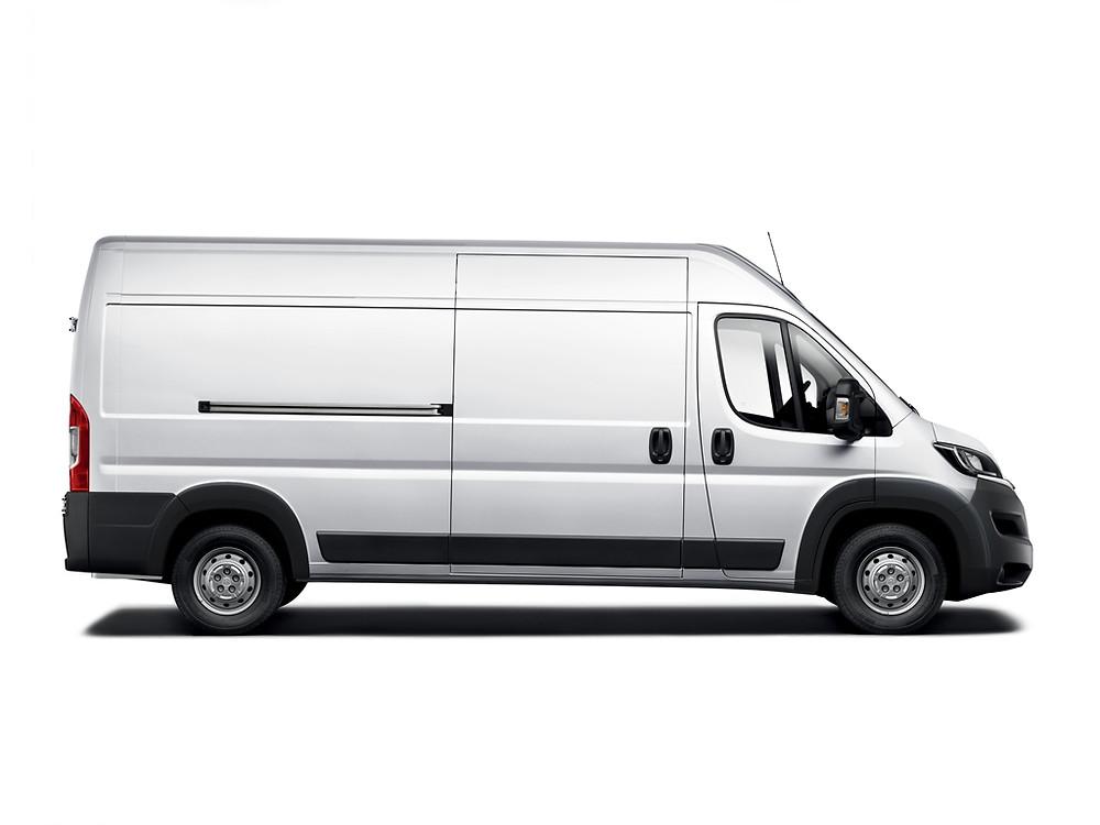 Chega a nova geração do Citroën Jumper