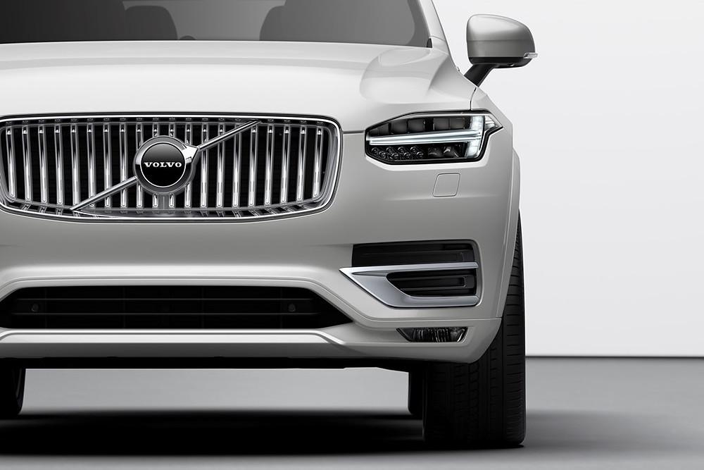 Expressas: Volvo fornece modelos XC90 para testes com tecnologias para veículos autônomos