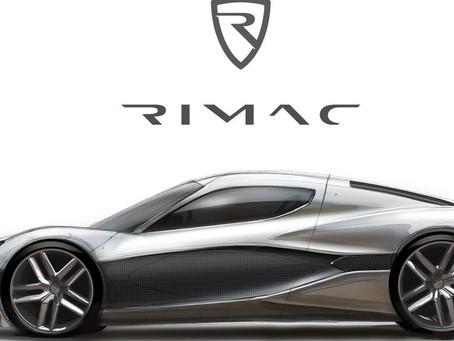 Porsche aumenta participação na Rimac Automobili