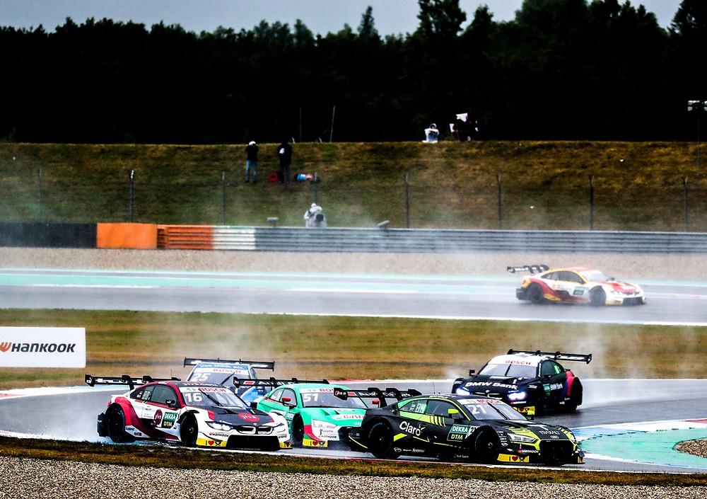 DTM: Pietro Fittipaldi volta a pontuar na categoria de turismo alemã