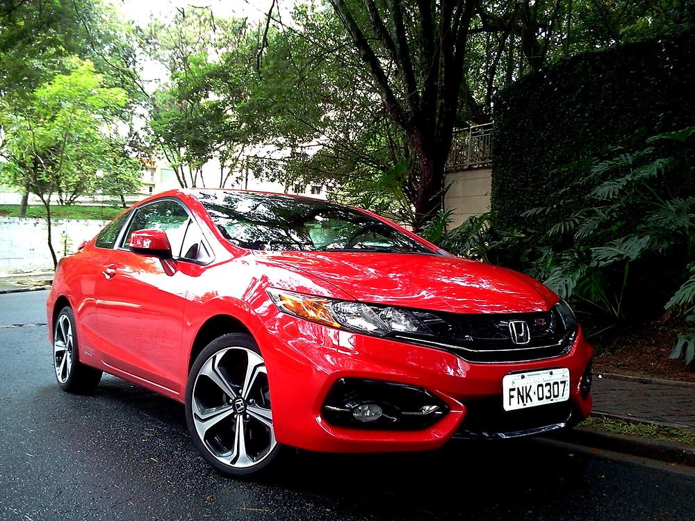 Honda Civic Si, 206 cv de pura emoção!