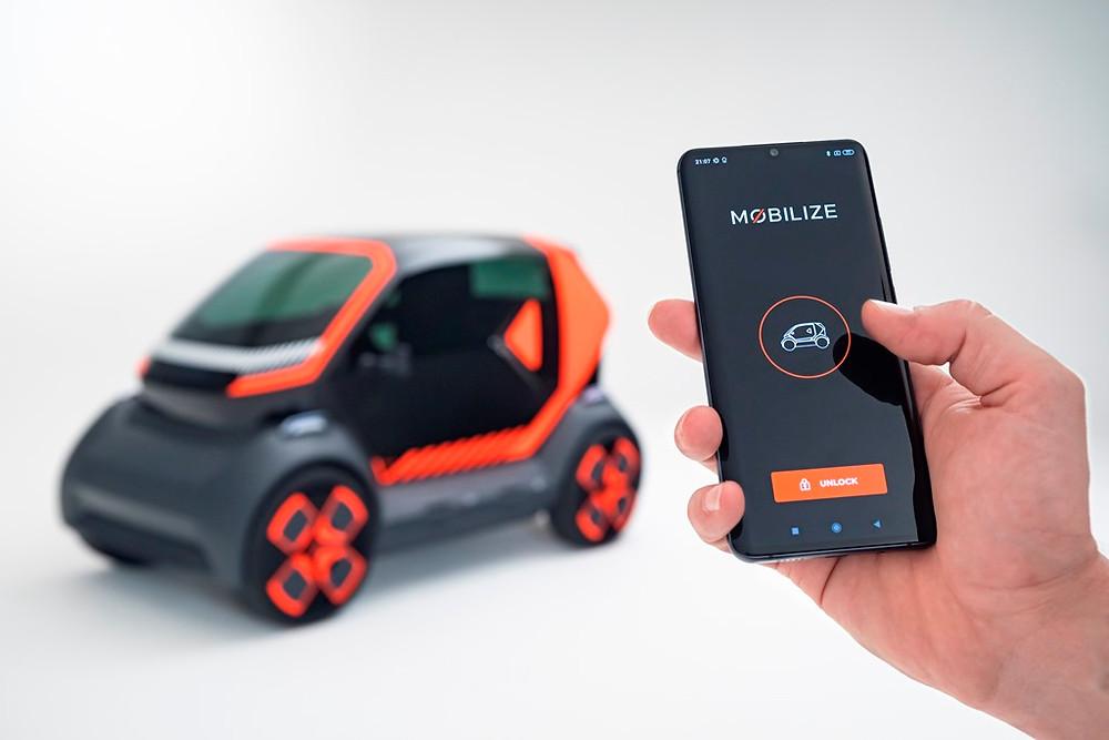 Mobilize é uma das quatro novas unidades de negócio criadas no Grupo Renault