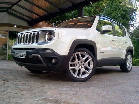 Avaliação: Jeep Renegade Flex Limited, moderno, urbano e tecnológico