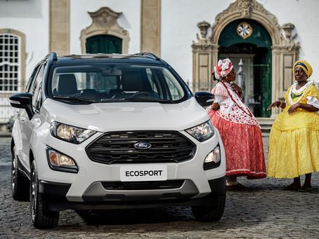 Ford comemora a produção e 500 mil unidades do EcoSport da segunda geração em Camaçari