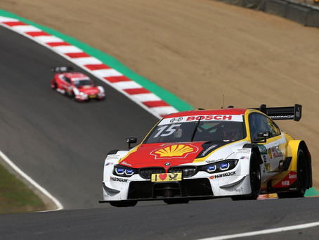 DTM: Augusto Farfus com 2º lugar em Brands Hatch