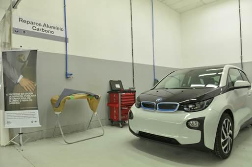 BMW no Brasil inicia projeto de certificação de oficinas de funilaria e pintura em concessionárias autorizadas