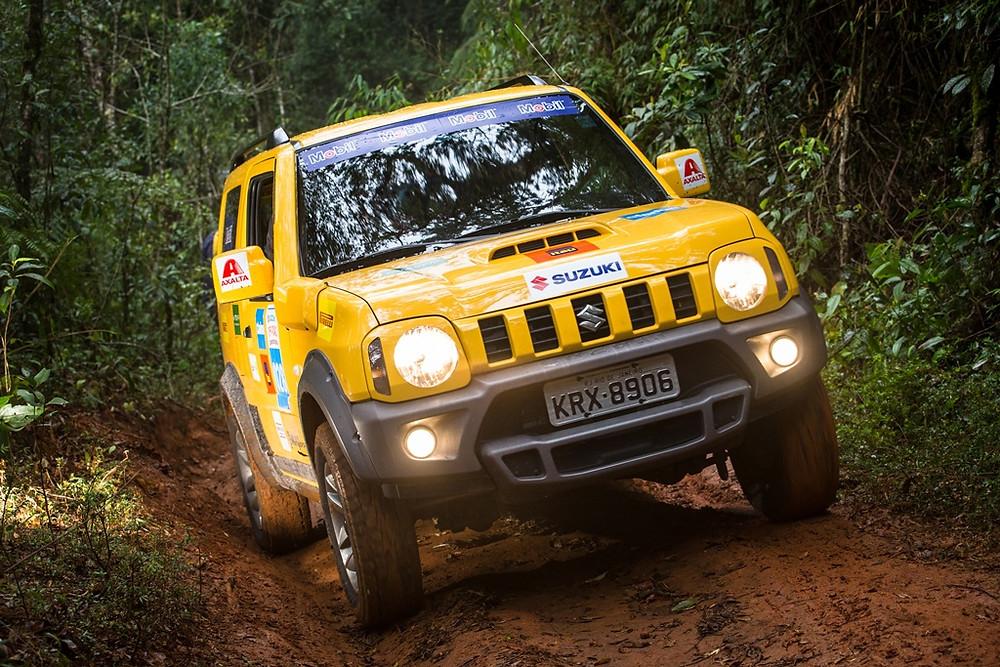 Rali de regularidade Suzuki Off-Road fará parte do Campeonato Paulista Off-Road