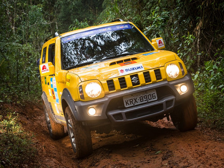Rali de regularidade Suzuki Off-Road fará parte do Campeonato Paulista Off-Road