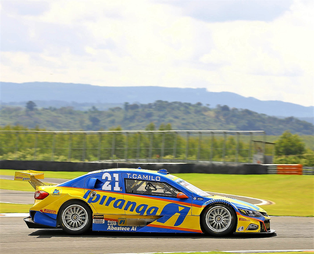 Stock Car: Thiago Camilo crava segunda pole seguida, desta vez no bonito circuito de Mogi-Guaçu