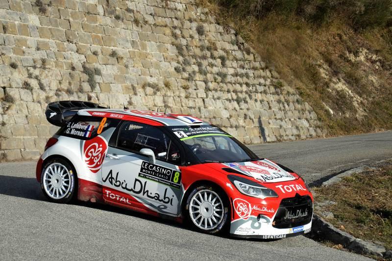 Citroen Racing confirma três carros para o Rali de Portugal WRC