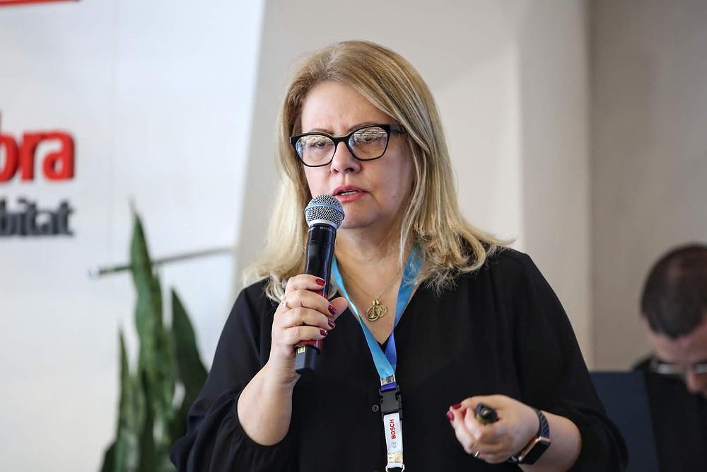 Eliana de Azambuja, coordenadora Geral no MCTIC - Ministério da Ciência, Tecnologia, Inovações e Comunicações