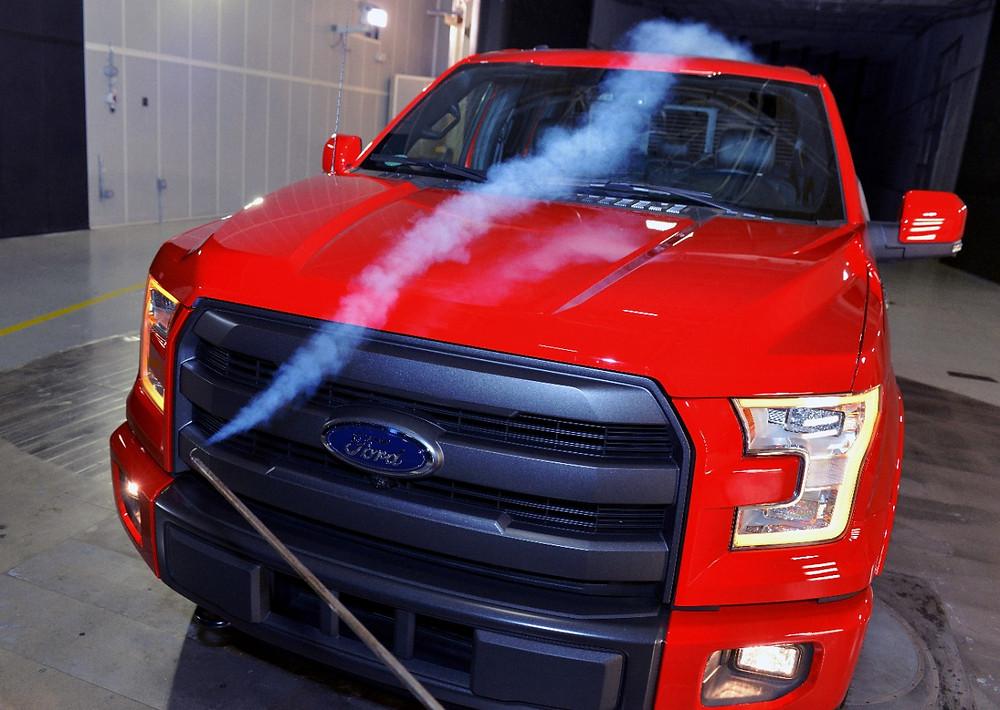 Ford vai construir na sua sede em Dearborn um novo centro global para testes aerodinâmicos e climáticos