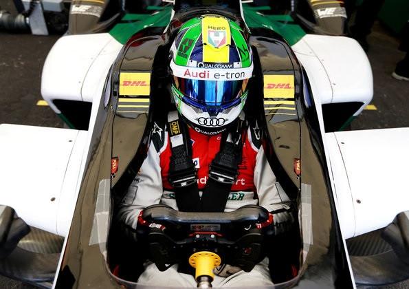 Fórmula E: Na vitória de Sam Bird, Lucas Di Grassi termina colado no britânico em prova disputada em Roma