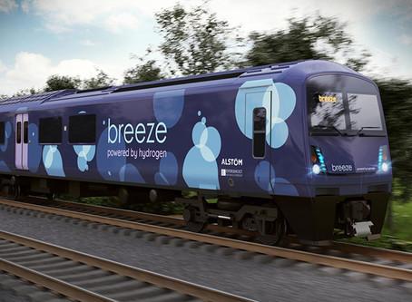Ferrovia: Eversholt Rail e Alstom vão ter trem de hidrogênio no Reino Unido
