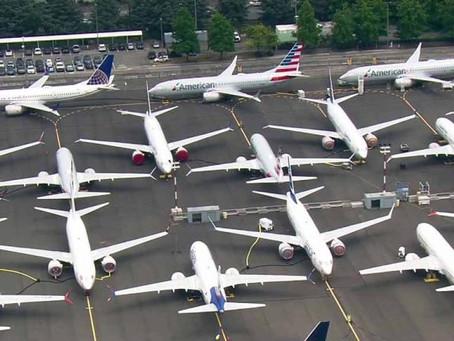 Aviação: FAA autoriza volta do Boeing B737 MAX