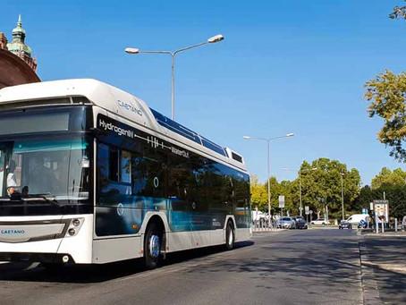 Fabricante portuguesa de ônibus vende mais 10 veículos a hidrogênio para cidade alemã