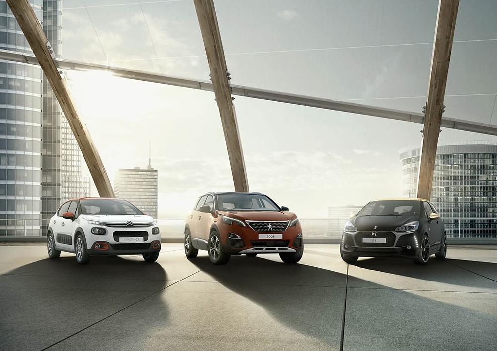 PSA fecha ano com 3,5 milhões de veículos vendidos globalmente
