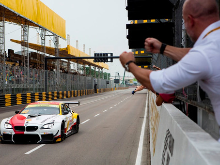 Augusto Farfus garante vitória em corrida classificatória do FIA GT World Cup em Macau