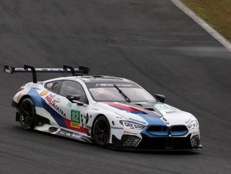 Endurance: Dupla luso-britânica com Félix da Costa obteve primeiro pódio da BMW no WEC