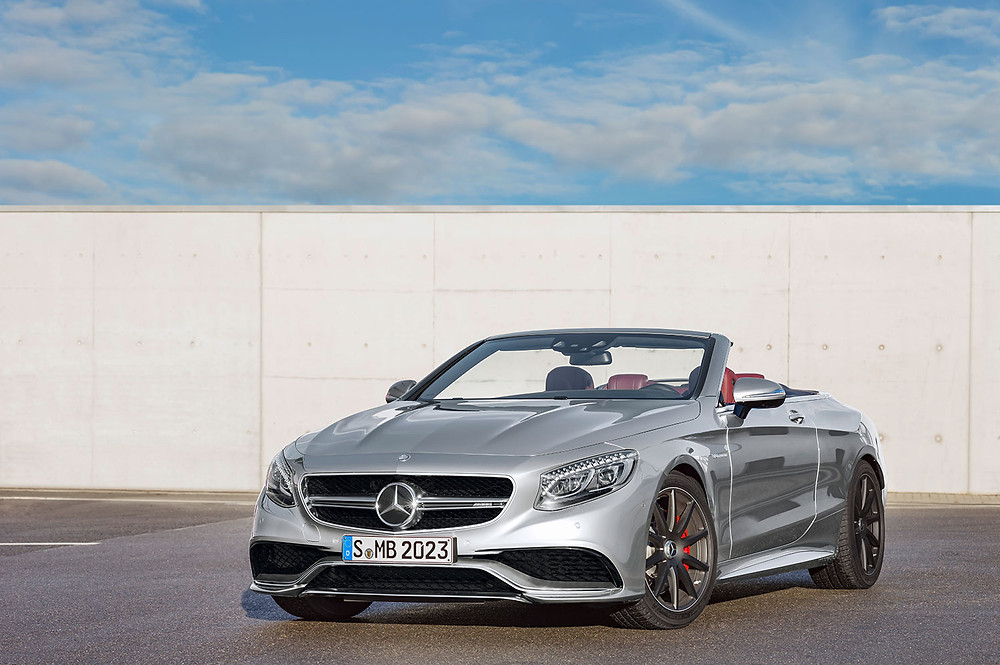 "Mercedes-AMG S 63 4MATIC Cabriolet ""Edition 130"","