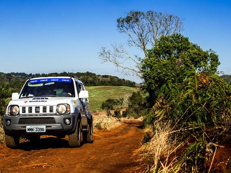 Rali de regularidade Suzuki Off-Road terá provas em São Paulo, Goiás, Santa Catarina e Ceará