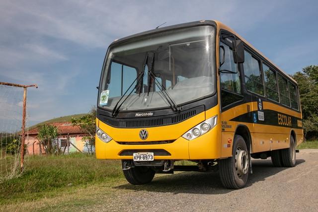 VW vence licitação para entregar 3.600 ônibus para estudantes em áreas rurais e urbanas