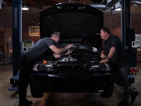 """Lazer: Discovery Turbo tem nova temporada de """"Joias sobre rodas"""" e começa com um BMW M3"""