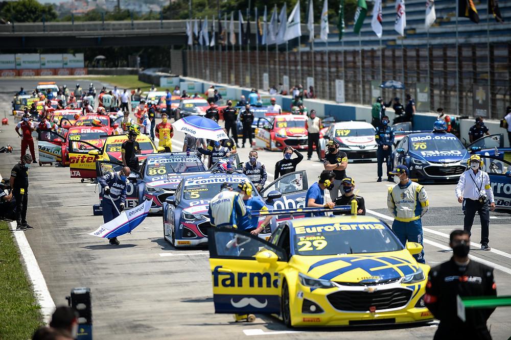 Com 30 carros garantidos, só resta conhecer duas vagas na Stock Car