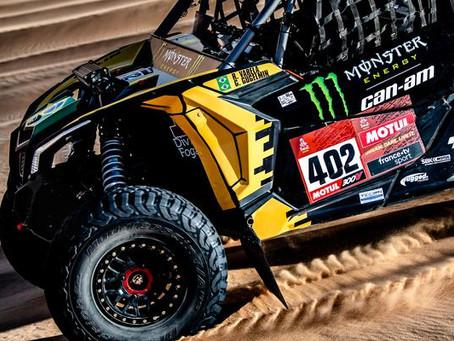 Dakar 2021: Maratona começa para equipe brasileira da Can-Am
