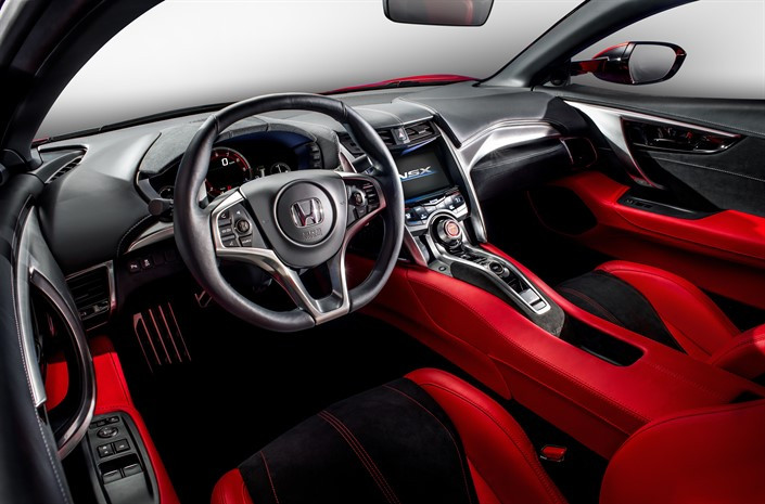 O regresso de uma lenda. A Honda anuncia o preço novo NSX para a Europa