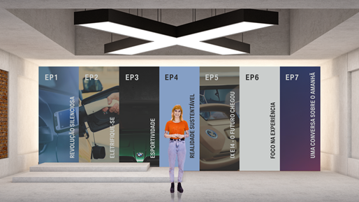 BMW Group lança plataforma Next Brasil