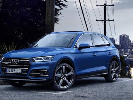 Recall: Modelos Q5 2.0, Q5 Security 2.0 e SQ5 3.0 da Audi devem passar por reparo