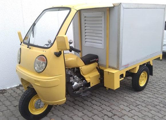 Motocar MCF 200 Amarela