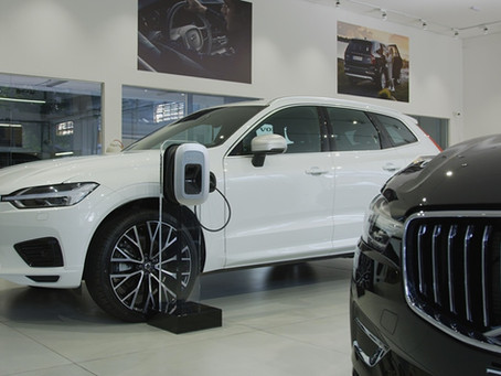 Volvo tem ação de vendas entre os dias 17 e 19 de setembro