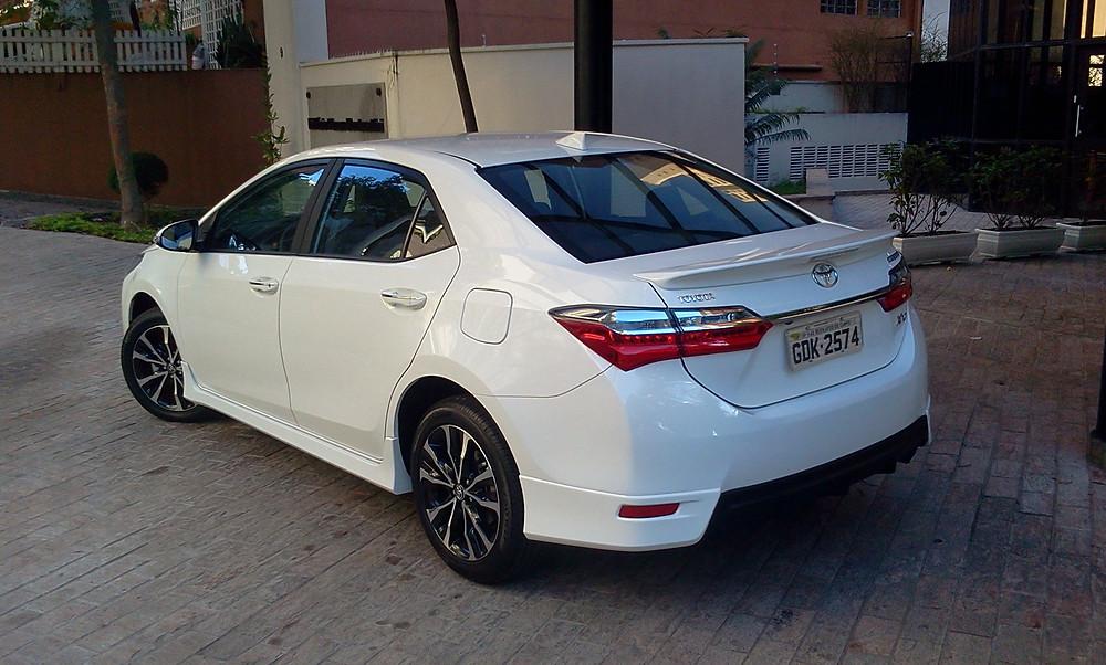 Avaliação: Toyota amplia público para seu sedã médio com a versão XRS