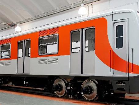 A CAF fornecerá sete unidades adicionais para o metrô de Nápoles